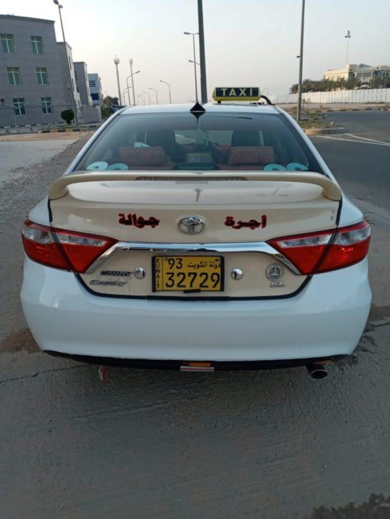 تكسي الكويت